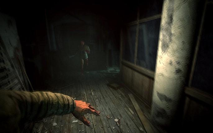 Outlast - Mejores juegos de terror PC