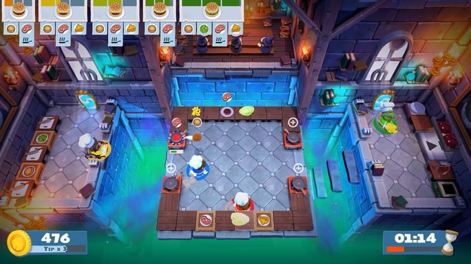 Overcooked 2 - Juegos multijugador local PC