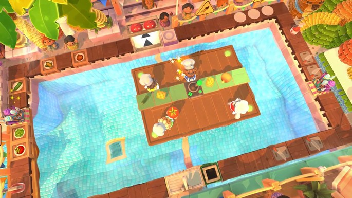 Overcooked 2 - Juegos multijugador PS4