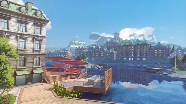 Overwatch 2 - Nuevo mapa - Gotemburgo