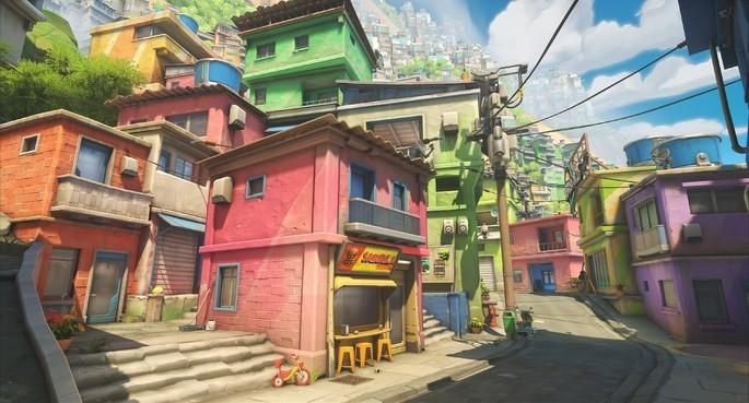 Overwatch 2 - Nuevo Mapa - Río de Janeiro
