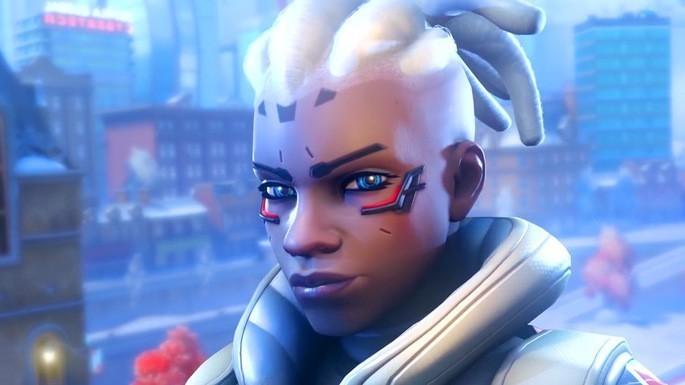 Overwatch 2 - Nueva heroína - Sojourn