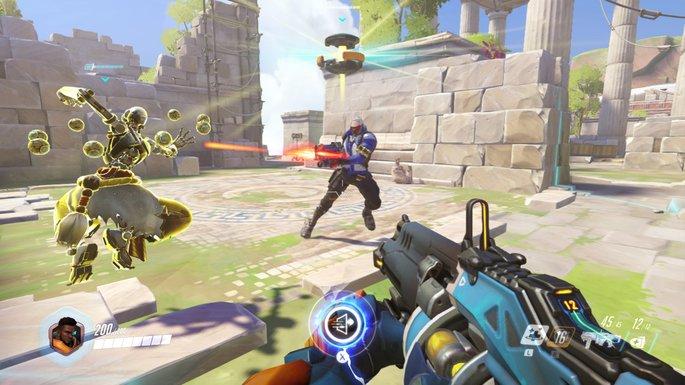 Overwatch - Juegos multijugador PC