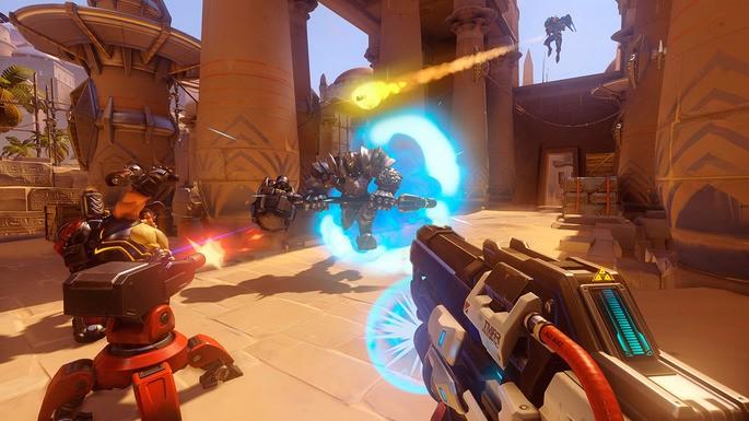Overwatch - Juegos multijugador PS4