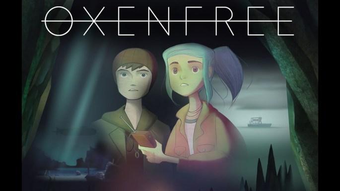 Oxenfree - Mejores juegos indie