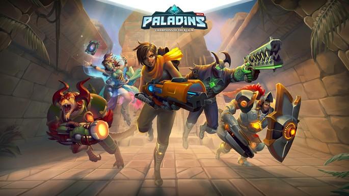 Paladins - Juegos con crossplay