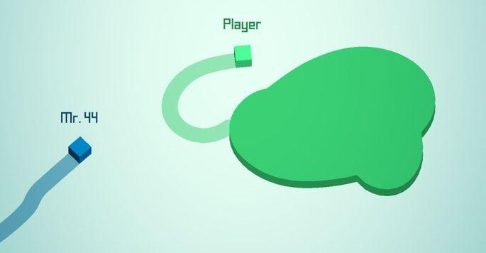 Paper.io 2 - Mejores juegos para Android