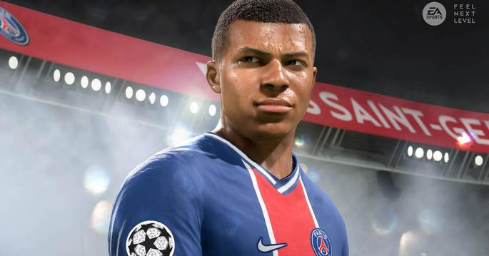 Paris Saint-Germain - Mejores equipos FIFA 21