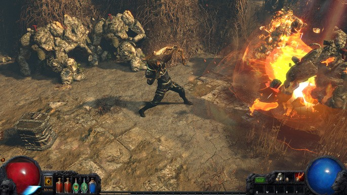 Path of Exile - Mejores juegos para PC