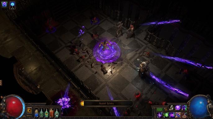 Path of Exile - Juegos de multijugador