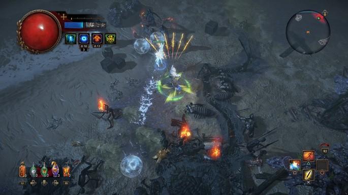 Path of Exile - Juegos multijugador PS4