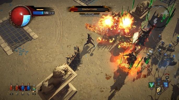 Path of Exile - Mejores juegos indie