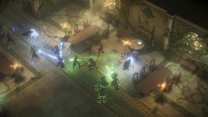 Pathfinder Kingmaker - Mejores juegos RPG para PC