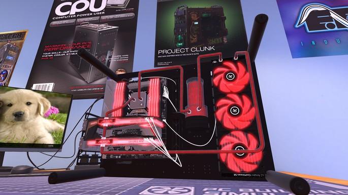 PC Building Simulator - Juegos de simulación para PC