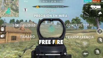 ¡Descubre cómo personalizar la mira en Free Fire y mejorar tu puntería!