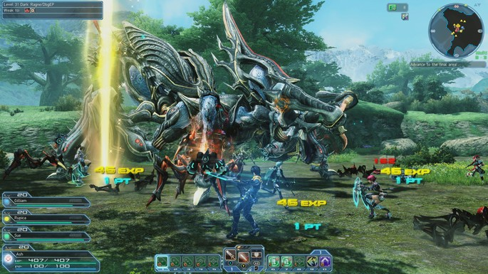 Phantasy Star Online 2 gratis Steam