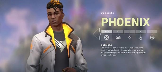 Phoenix - Valorant