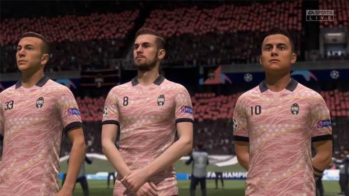 Piemonte Calcio Juventus - Mejores equipos FIFA 21