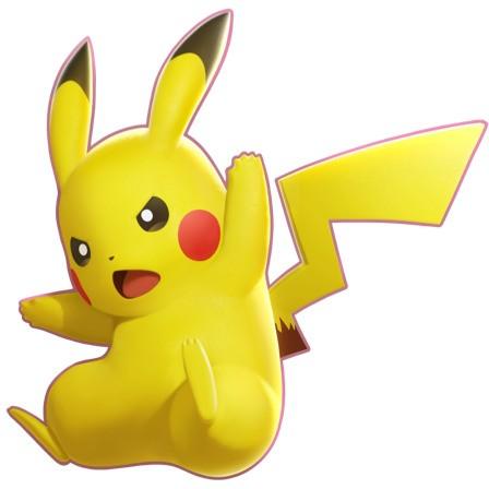 Pikachu Pokemon Unite