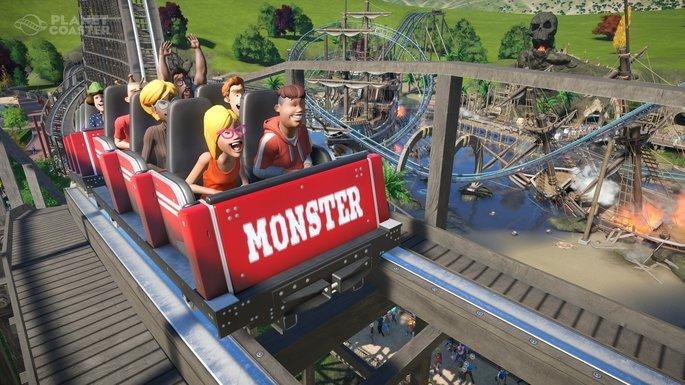 Planet Coaster - Juegos de simulación para PC