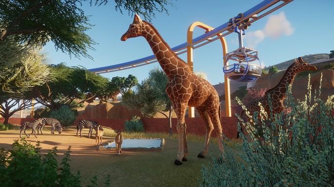 Planet Zoo - Juegos parecidos a Los Sims
