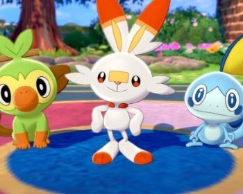 Pokémon Espada y Escudo: los Pokémons iniciales y sus evoluciones