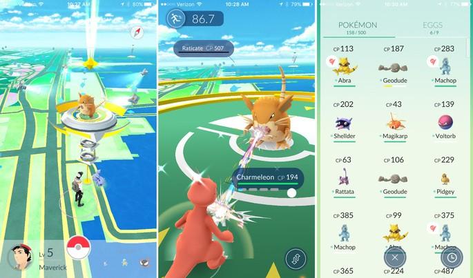 Pokémon GO - Juegos de multijugador