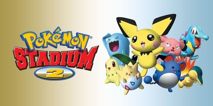 Pokémon Stadium 2 - Mejores juegos de la Nintendo 64