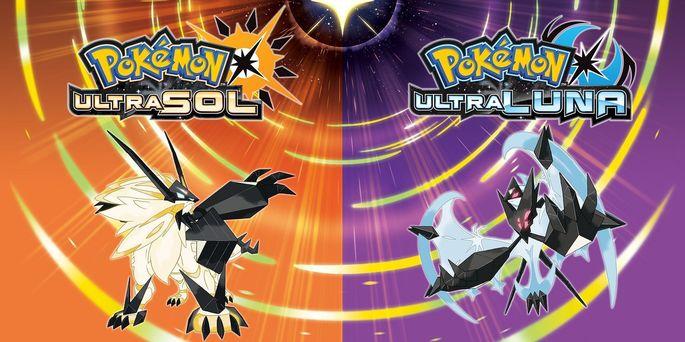 Pokémon Ultrasol Ultraluna - Mejores juegos 3DS