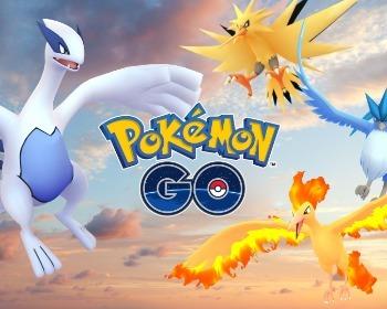 Todos los Pokémons Legendarios y Míticos de Pokémon GO