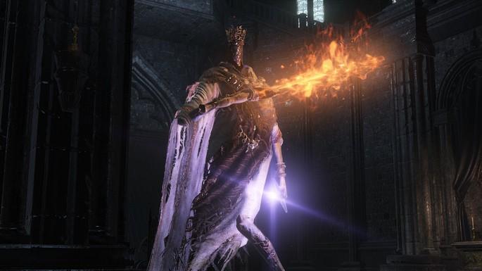 Pontífice Sulyvhan - Dark Souls 3 Bosses