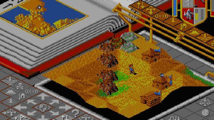 Populous - Juegos antiguos PC
