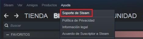 Reembolso Steam 1