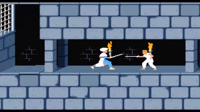 Prince of Persia - Juegos antiguos PC
