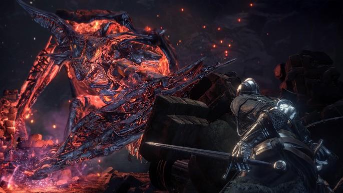 Príncipe demonio - Dark Souls 3 Bosses