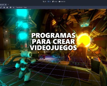 Los 11 mejores programas para crear videojuegos