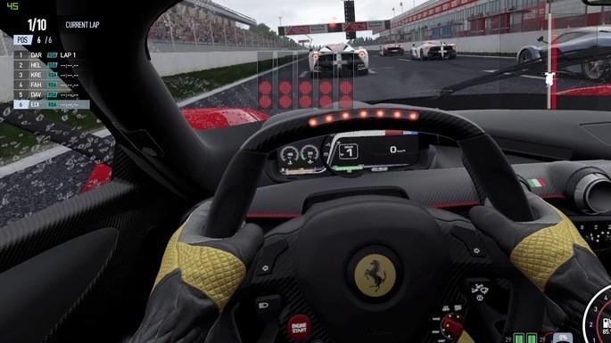 Project Cars 2 - Juegos VR