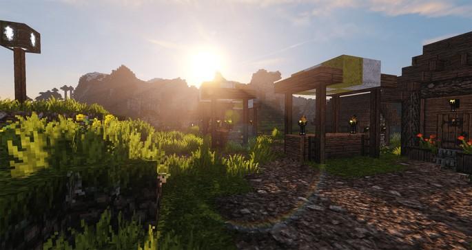 ProjectLUMA - Shaders Minecraft
