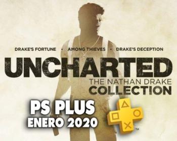 PS Plus de enero 2020: ¡el mes de Uncharted y Goat Simulator!