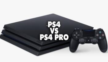 PS4 vs PS4 Pro: descubre cuáles son las diferencias y qué modelo comprar