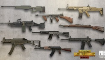 ¡Conoce las armas de PUBG y cuáles son las mejores!