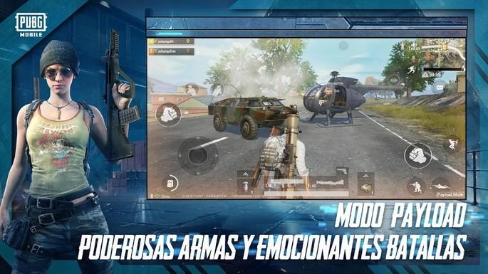 PUBG Mobile - Mejores juegos para Android