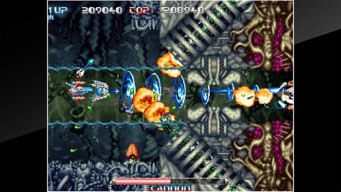 Pulstar Neo Geo