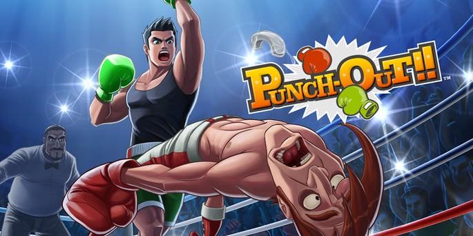 Punch-Out!! - Juegos de Nintendo Wii