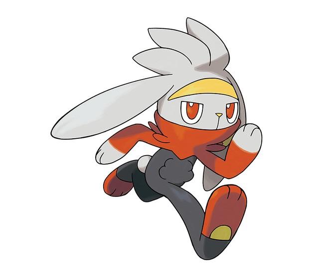 Raboot Pokémon Espada y Escudo