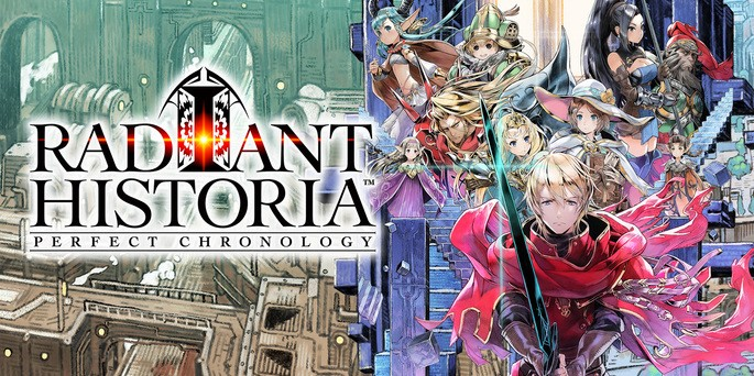 Radiant Historia Perfect Chronology - Mejores juegos 3DS