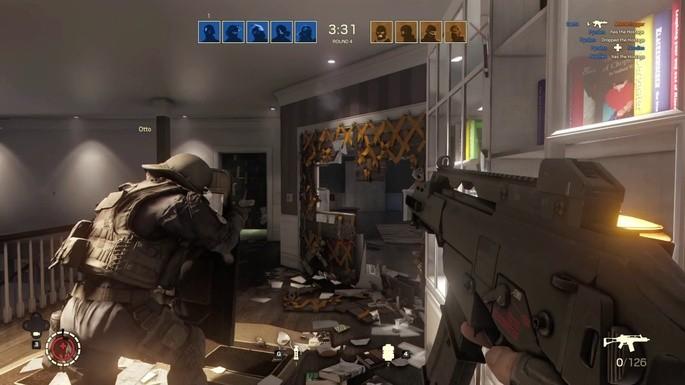 Rainbow Six Siege - Juegos de multijugador