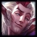 Rakan - Mejores campeones en League of Legends: Wild Rift