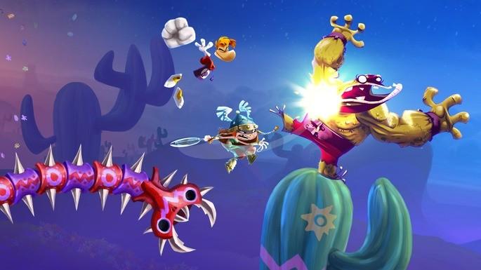 Rayman Legends - Juegos multijugador local PC