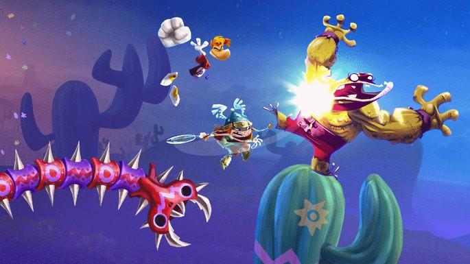 Rayman Legends - Juegos multijugador PS4